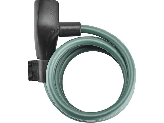 Axa Resolute 8 Candado de Cable Ø8mm 120cm, Oliva